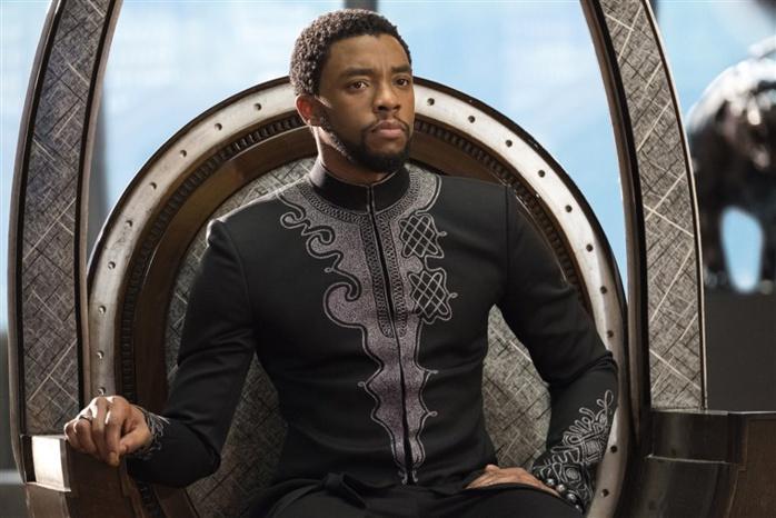 Cinéma : Décès de Chadwick Boseman, acteur principal de « Black Panther »