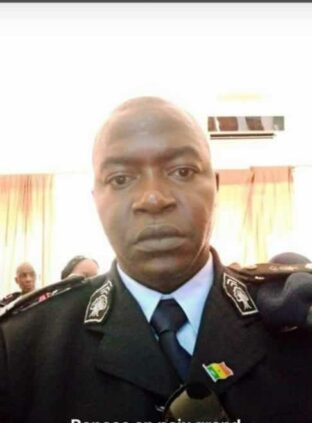 Le policier Semou Diouf enterré à Diakhao (Proche)