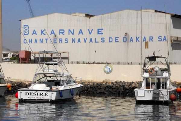COVID-19 : Au moins 5 cas positifs à la société de réparations navales Dakarnave.