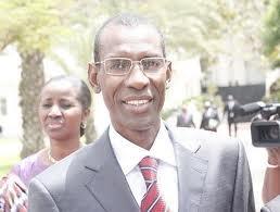 Abdoulaye Daouda Diallo victime d'un accident de la circulation routière.