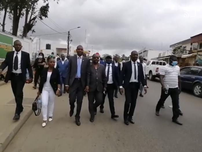 Côte d'Ivoire / Présidentielle octobre 2020 : Guillaume Soro a déposé sa candidature, malgré tout.