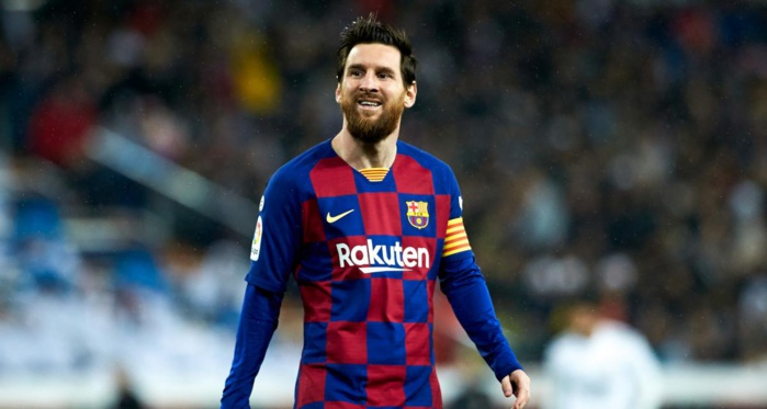 Barça : Messi va bien sécher la reprise.