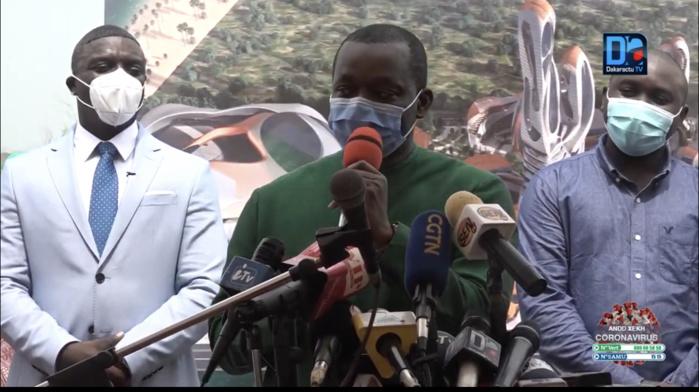 Le ministre Alioune Sarr à Akon : «Il ne faut pas donner raison aux éternels sceptiques...»
