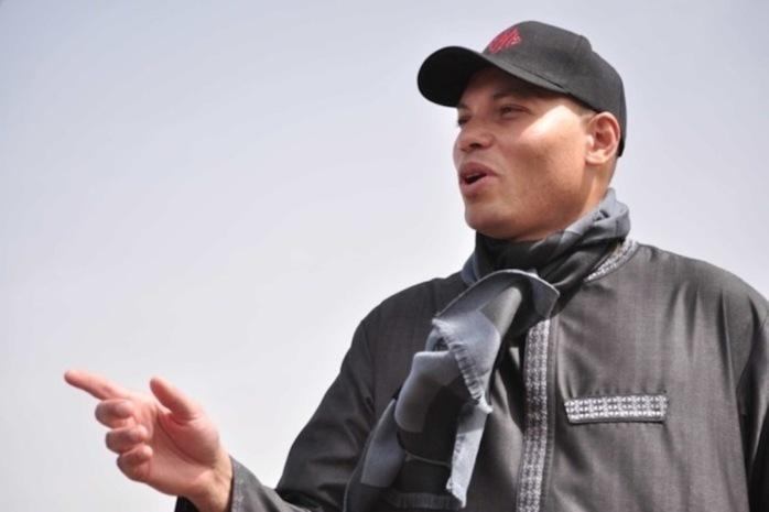 """Audition de Karim Wade du 15 Novembre écoulé : les révélations de la """"Lettre du Continent"""""""