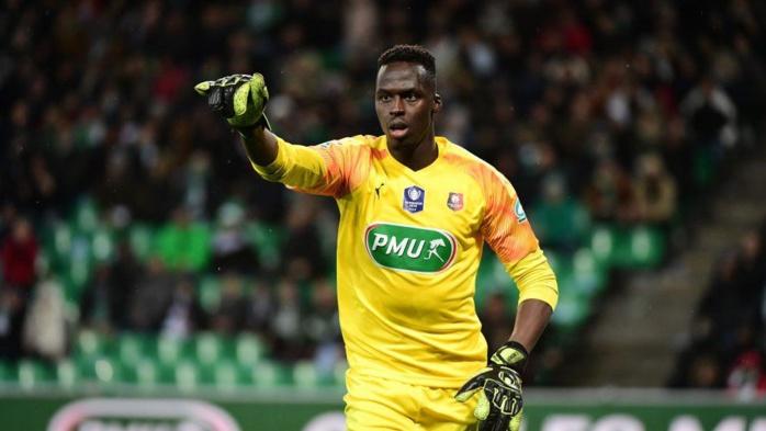 Stade Rennais : Le gardien sénégalais Édouard Mendy positif à la Covid-19