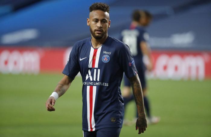 Officiel : Neymar testé positif à la Covid-19