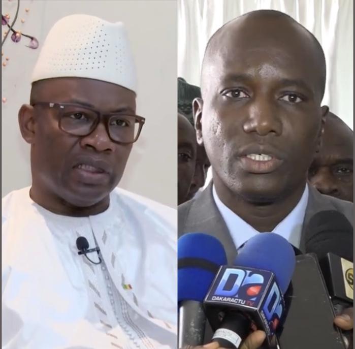 Conséquence de sa sortie sur le troisième mandat : Me Moussa Diop limogé, Oumar Boun Khatab Sylla prend les commandes de Dakar Dem Dikk (DDD)