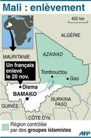 MALI : l'enlèvement confirmé d'un français aux portes du Sénégal