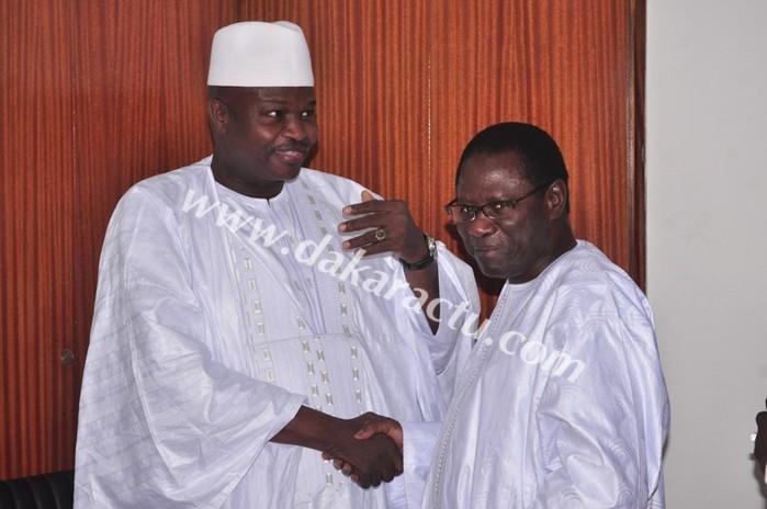 Alioune Badara Cissé a t-il rallié le parti de Pape Diop ?