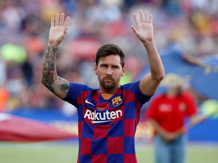 FC Barcelone : Lionel Messi reste au club !