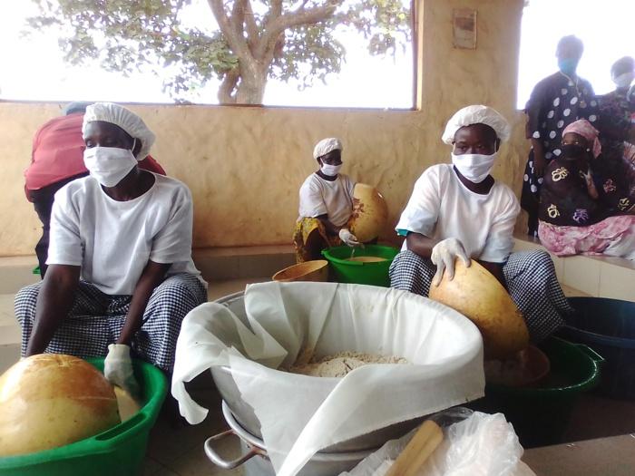 """KÉDOUGOU / Tournée de suivi agricole du MAER : """"Il nous faut ramener la jeunesse vers l'agriculture au détriment de l'orpaillage"""" (Moussa Baldé)"""