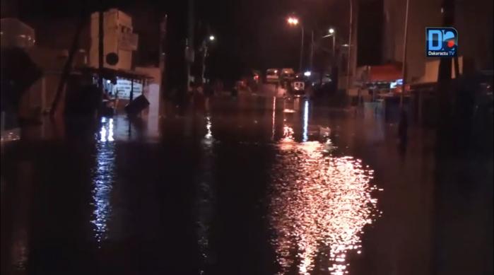 Insolite : Les fortes pluies créent des bagarres à Mbour nécessitant l'intervention de la police.