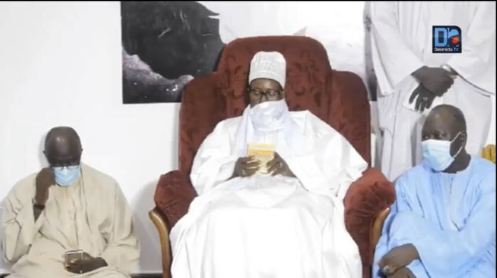 MAGAL 2020 / TOUBA TABLE SUR 5 MILLIONS DE MASQUES : «Si le Khalife a porté un masque.. .Pas de cérémonie officielle et de caravane cette année... Par rapport aux grandes conférences». (Porte-parole du Khalife)