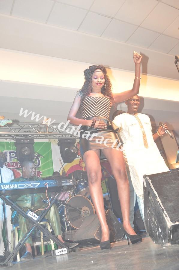 La tenue courte et trop vulgaire de Mbathio Ndiaye (PHOTOS)
