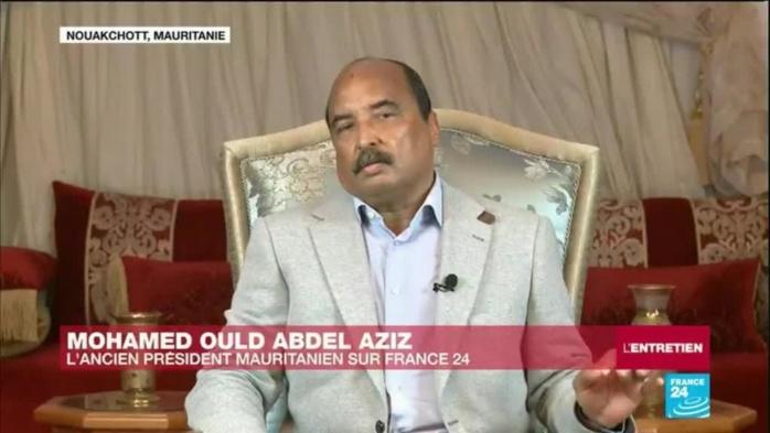 Mohamed Ould Abdel Aziz, ancien président de Mauritanie  : « Certains amis chefs d'Etat ont insisté pour que je fasse un troisième mandat, j'ai refusé »