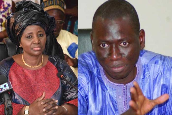 Kaolack/ Politique : Bras de fer entre Serigne Mboup et Mariama Sarr.