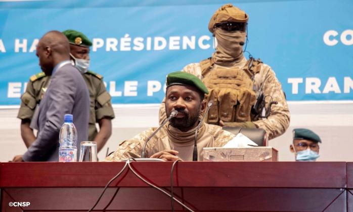 Projet de charte de la Transition au Mali : La part belle au CNSP qui assure ses arrières.