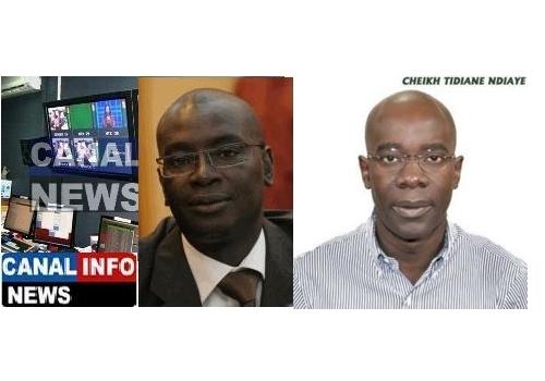 Cheikh Tidiane Ndiaye auditionné par la Sr.
