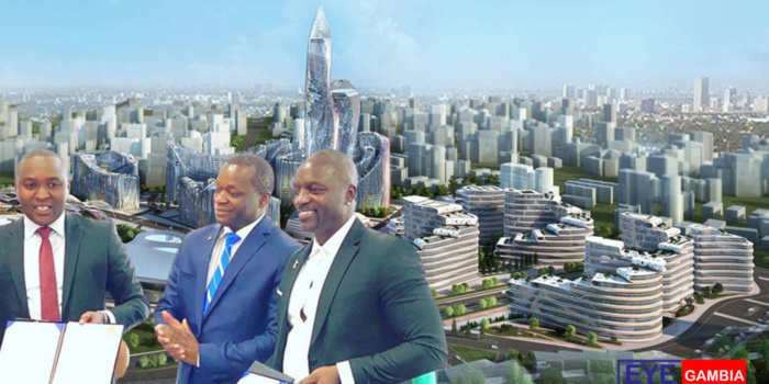 Akon City : les questions du Forum Civil au ministre du Tourisme et à la SAPCO.