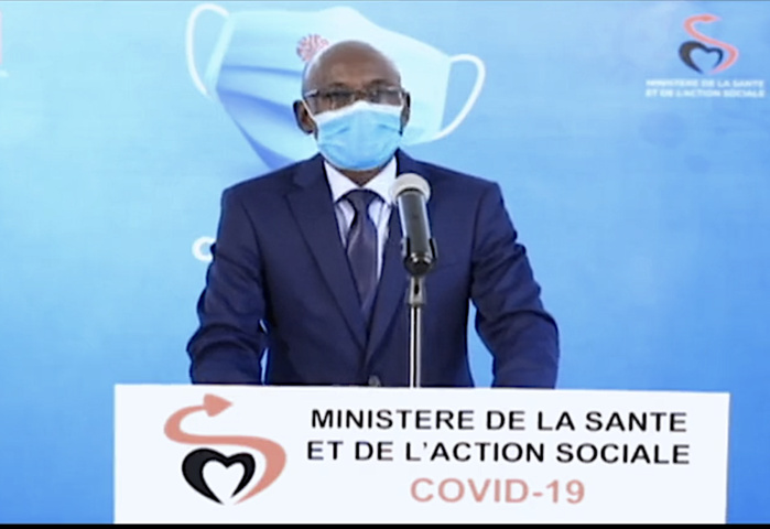 SÉNÉGAL : 26 nouveaux cas testés positifs au coronavirus, 43 nouveaux guéris, aucun nouveau décès et 32 cas graves en réanimation.