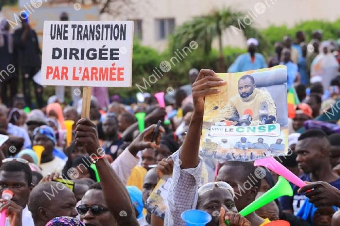 Transition au Mali / Le M4 veut un militaire au pouvoir.