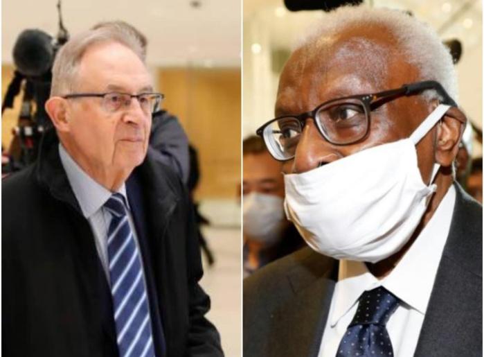 Procès Lamine Diack : Fortunes diverses pour les co-accusés de l'ancien boss de l'IAAF, Gabriel Dollé en sursis, Balakhnitchev et Melnikov prennent cher..