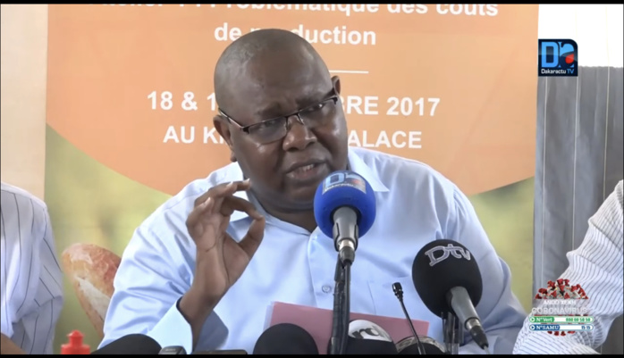 INTERVIEW / Amadou Gaye (Président de la FNBS) : « Il n'est plus acceptable aujourd'hui de voir le pain distribué dans des conditions pas hygiéniques… »