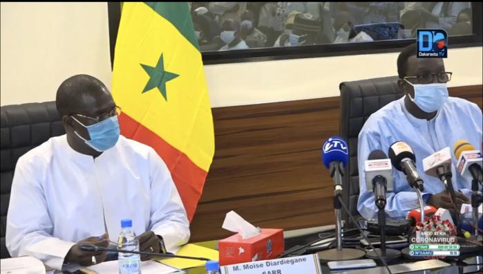 Appui à la diaspora pour faire face à la pandémie : «125.056 personnes soutenues, 12.584 rapatriées» (Amadou Ba, ministre des Affaires Étrangères)