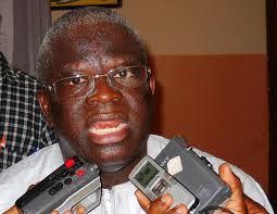L'ancien ministre des Sports de Wade, Faustin Diatta nommé conseiller technique au ministère de l'Agriculture.