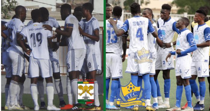 Coupes CAF / Subventions : Teunguedj FC et Jaraaf, ont chacun reçu 35 millions FCFA de la FSF.