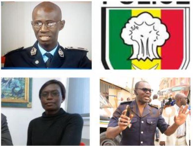 Police nationale : De nouvelles têtes dans les commissariats de Thiès, Guédiawaye, Mbour et Rufisque