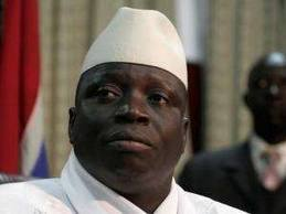 La « Coalition for change Gambia » charge Yayah Jammeh...