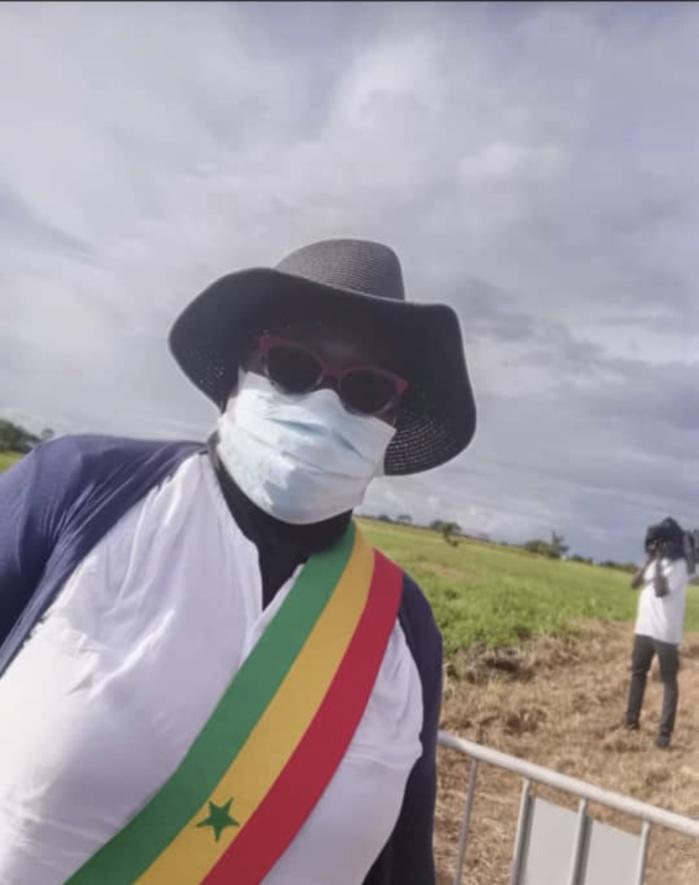 Tournée agricole du chef de l'État / Adji Mergane Kanouté : «Le président a reçu avec beaucoup d'humilité le satisfecit des agriculteurs»