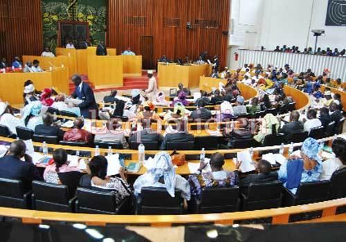 Assemblée nationale : l'absentéisme gagne du terrain...