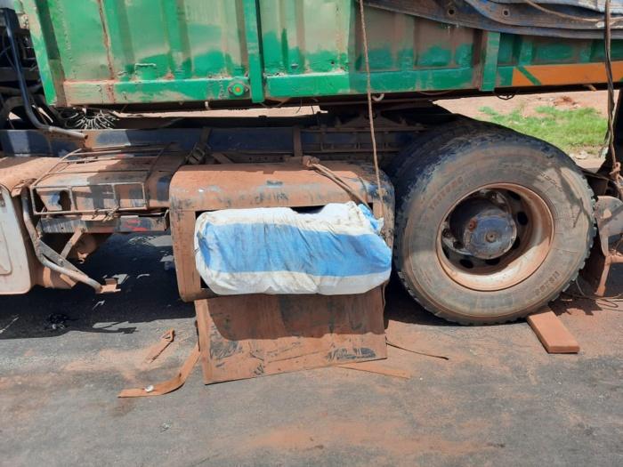 LUTTE CONTRE TRAFIC INTERNATIONAL DE DROGUE : La Douane saisit 2, 282 t de chanvre indien à Koungheul.