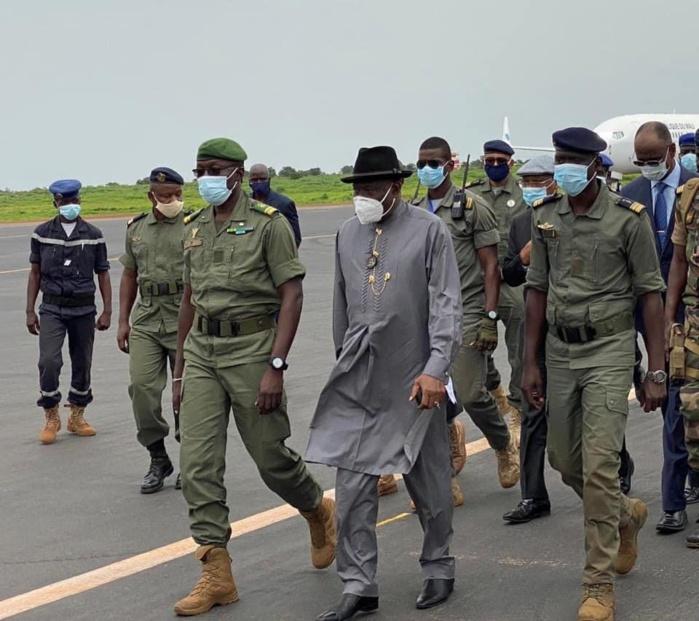Transition au Mali : Goodluck Jonathan attendu ce mercredi à Bamako.