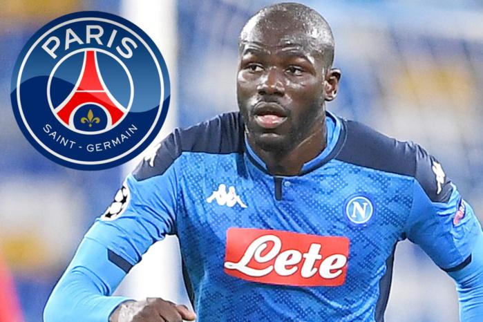 Journal des Transferts : une offre du PSG pour Koulibaly, Liverpool à l'affût pour Mbappé, Vidal rejoint l'Inter...