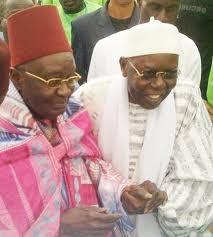 """Abdoul Aziz Sy Al Amine invite les disciples à la """"sérénité""""."""