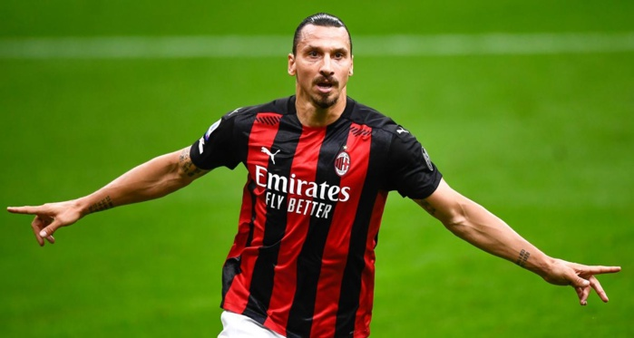 Covid-19 / Milan AC : Zlatan Ibrahimovic testé positif.