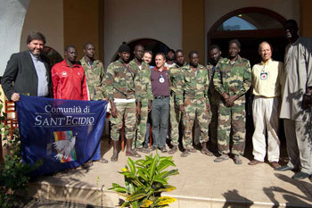 Dernière minute Casamance : les 8 militaires sénégalais, otages des rebelles, sont libres.
