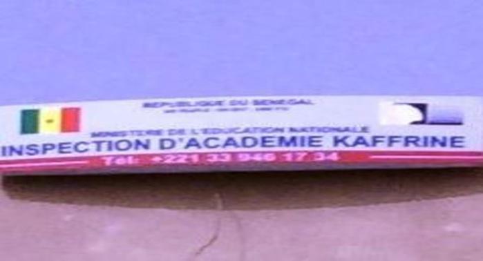 Résultats BFEM 2020 : Kaffrine obtient 90,64%.