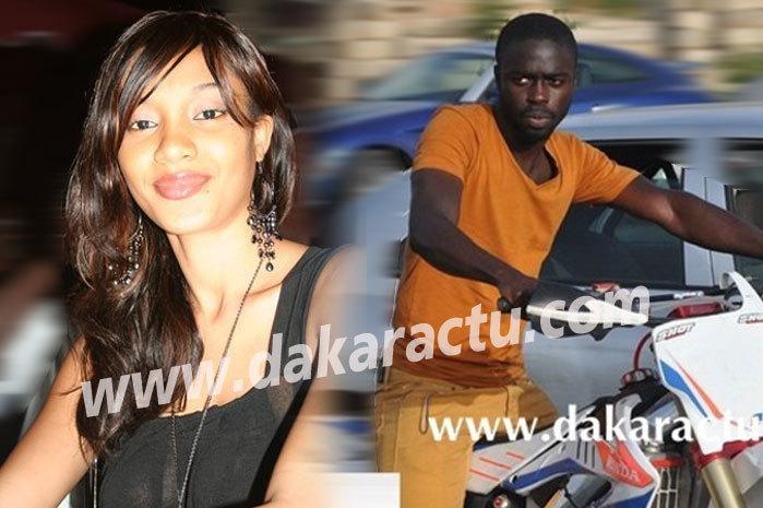 Ablaye Seck, fils d'Idrissa Seck envisage d'épouser le mannequin Adja Diallo.