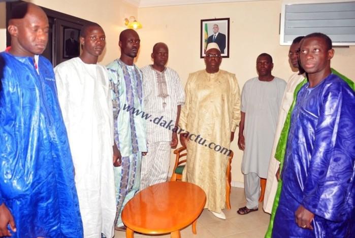 Voici les huit militaires sénégalais qui étaient retenus en otage par le MFDC en compagnie du président , Macky Sall (PHOTOS)