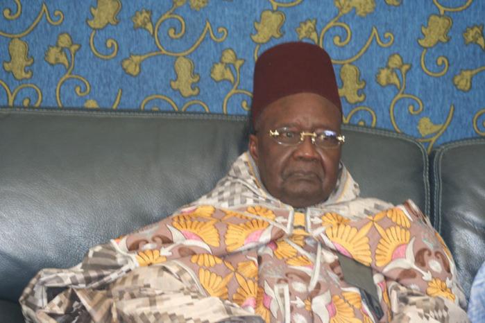 La dépouille du regretté khalife général des Tidianes arrivée nuitamment : Serigne Mansour Sy repose désormais  dans sa maison