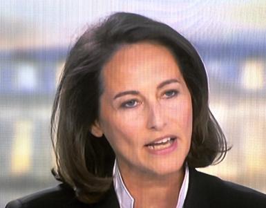 """""""Sans les femmes, pas de croissance ni de sortie de crise"""" (Ségolène Royal)"""