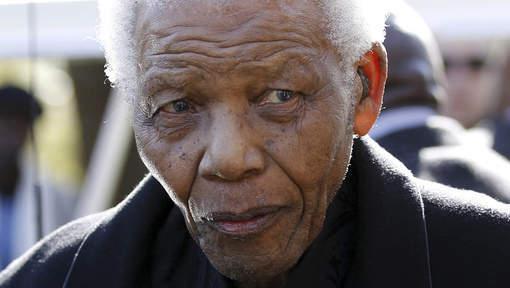 Nelson Mandela soigné pour une infection pulmonaire