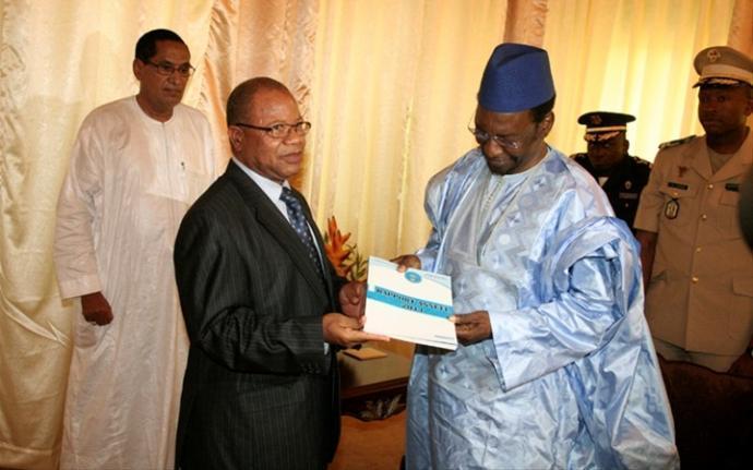 Diango Cissoko nommé Premier Ministre du Mali
