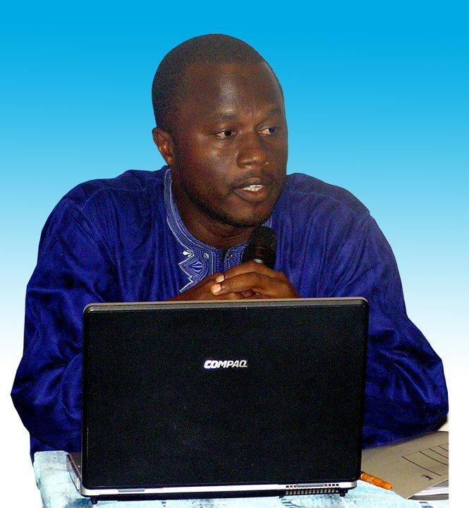 Le journaliste Abdoulaye Dione est sorti de prison