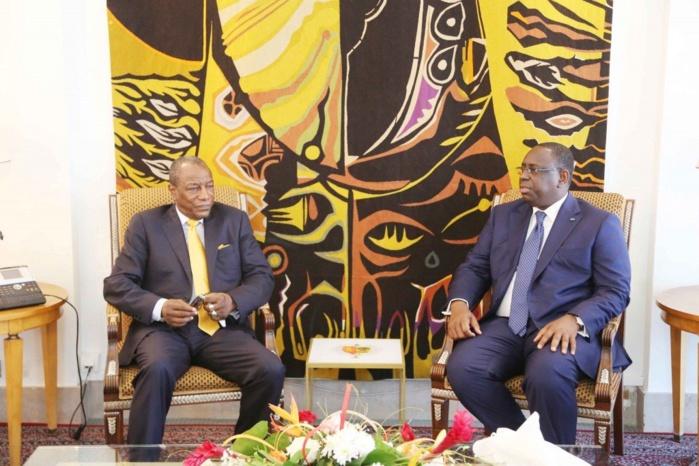 En raison des élections, la Guinée Conakry ferme ses frontières avec le Sénégal.