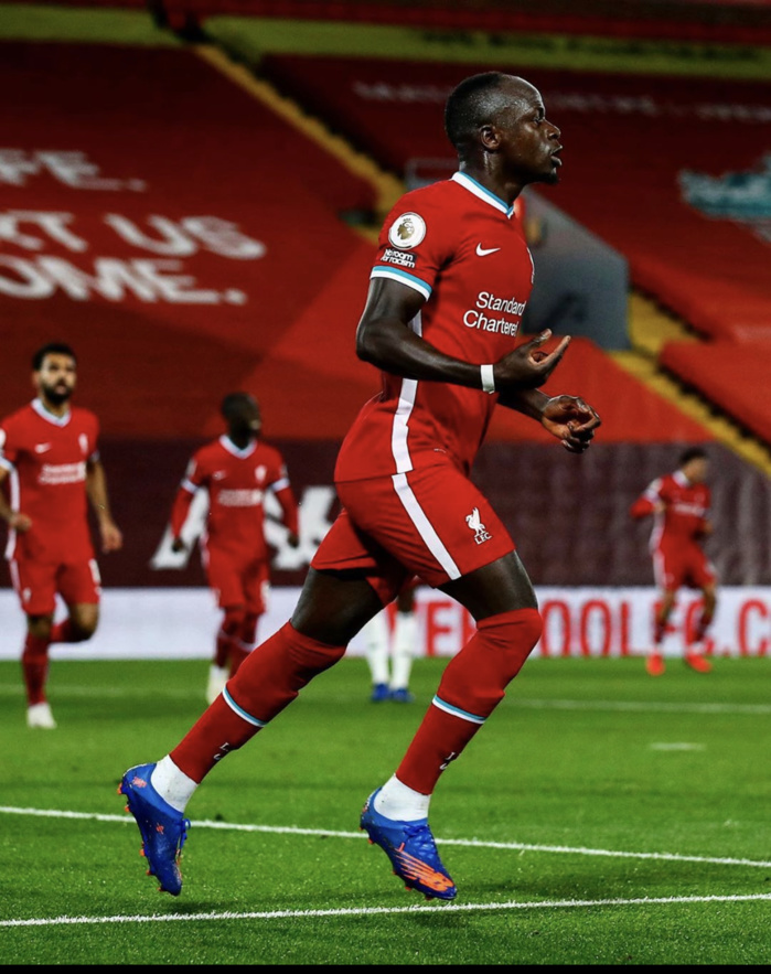 Premier League : Liverpool s'impose face à Arsenal, Mané buteur...